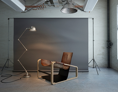 Alone - the designer armchair you always dreamt of