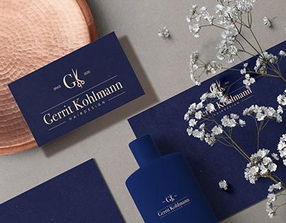 Corporate Design - Gerrit Kohlmann Hairdesign