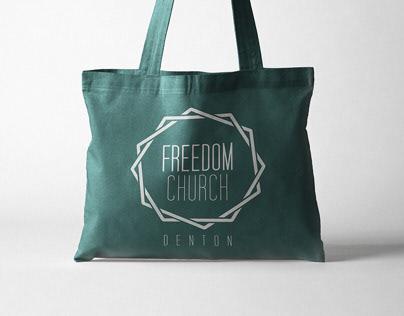 Freedom Church Branding