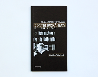 Álvaro Salazar, Book Design