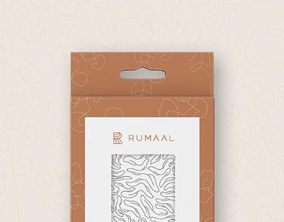 Rumaal - Logo and Visual Identity Redesign