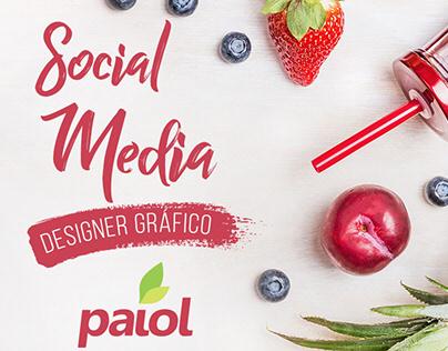 Social Media / Designer Gráfico - Paiol Produtos Natura