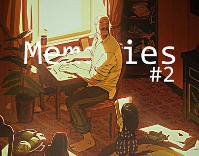 """Memories - EP2 """"Painkiller"""""""