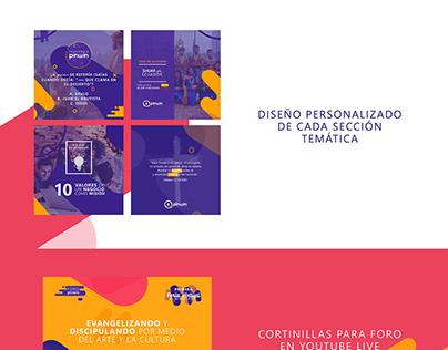 1ra Feria Virtual de Ministerios