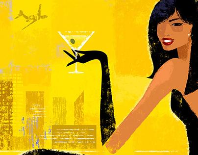 Nina's Martini Lounge
