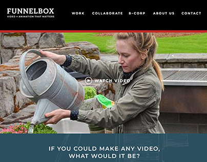 Funnelbox Website and Identity Refresh