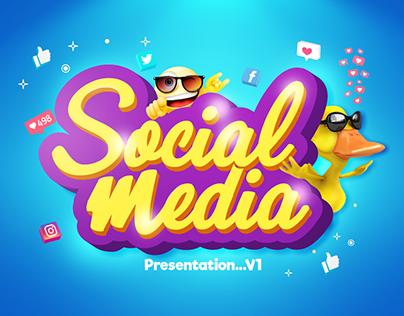 Social Medial Presentation v1