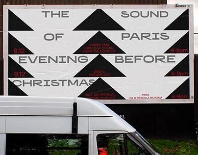 The Sound of Paris Evening Before Christmas