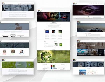 Realizzazione sito web www.kfdstudio.eu