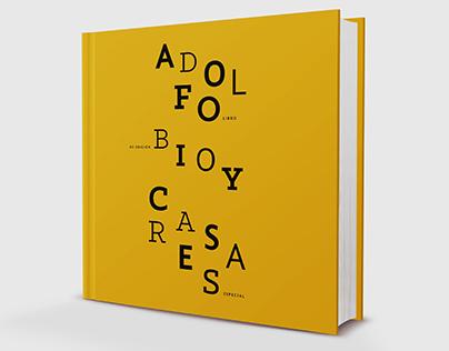 Book Design | Biography Alfredo Bioy Casares