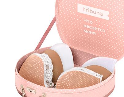 Rebranding for women underwear company