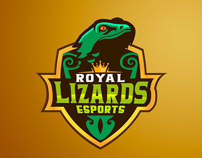 Royal Lizards Esports Logo