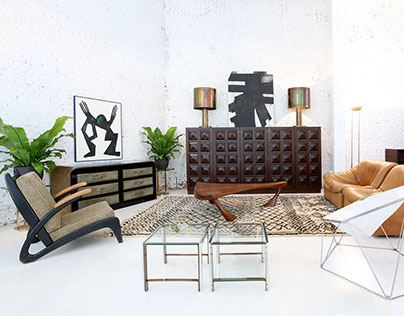 GOLDWOOD by Boris / setting showroom