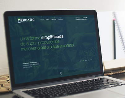 Mercatto Website
