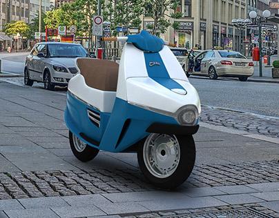 ČZta Scooter (2015)
