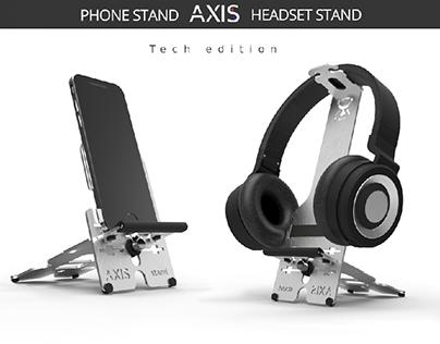 Axis Tech edition
