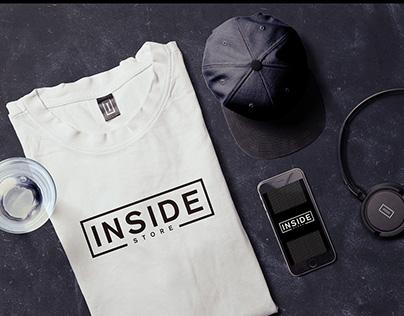 Inside Store | Visual Identity