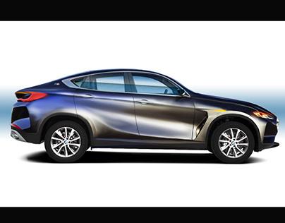 BMW X6X | concept