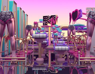 MTV SwipeDate / Graphic Pack