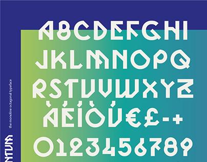 SEGMENTUM - free font
