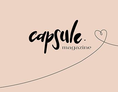 Capsule Magazine