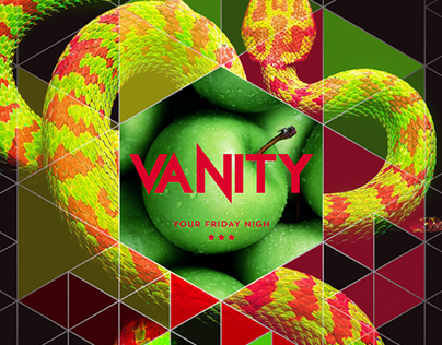 Flyers for Vanity