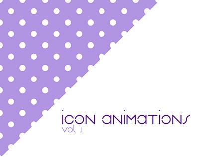 Icon Animation Vol .1