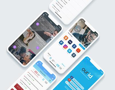 OurID app