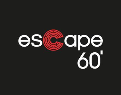 Construção da marca Escape 60