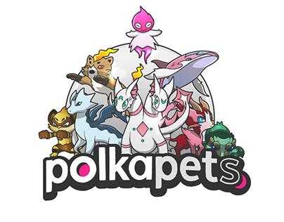 Polkapets NFT Animated Cards