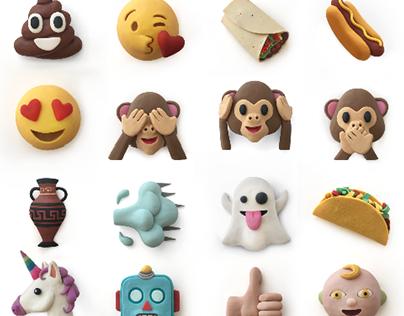 Clay Emojis
