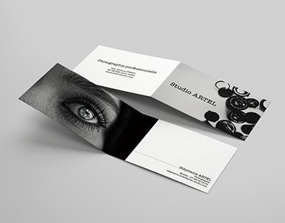 Business card & identité visuelle