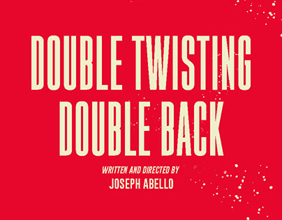DOUBLE TWISTING DOUBLE BACK OFFICIAL POSTER