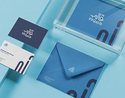 99Qalib - Branding