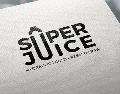 superjuice LOGO design