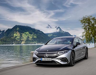 Vehicle presentations on behalf of Mercedes-Benz AG