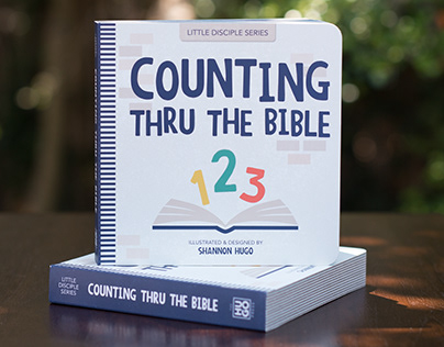 Little Disciple Series: Counting Thru the Bible