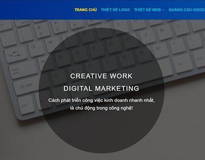 Thiết kế logo và thiết kế website