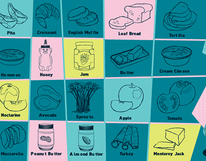 Infographic Recipe Series