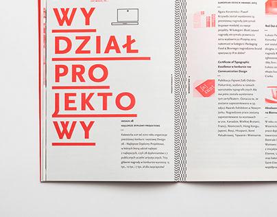 Informator ASP Katowice / Guide