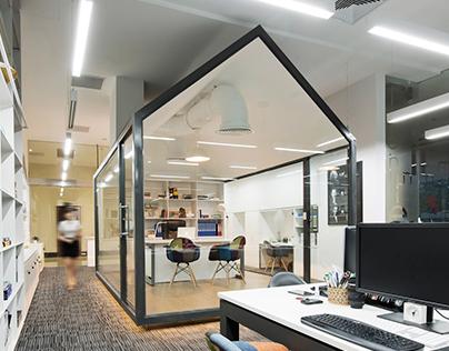 A - OFFICE BAUHAUS ARCHITECTS & ASSOCIATES