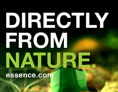 Directly From Nature - Publicity Campaign