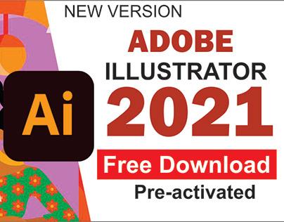 Adobe Illustrator 2021 Free Download