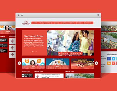 Pondokindahmall.co.id - Website