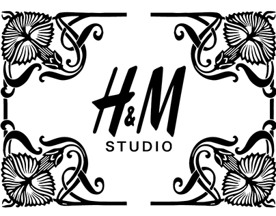 Personal Project for H&M STUDIO AW17