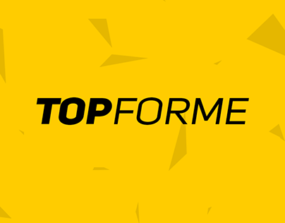 TopForme - Branding Identity