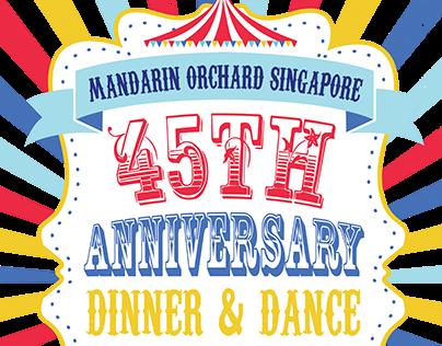 JR Group   Mandarin Orchard SG D&D (Art Direction)