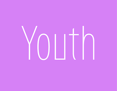 Youth Grotesque Condensed — Retail Typeface