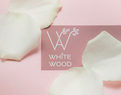 Logo for event area White Wood