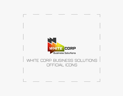 WhiteCorp Business Solutions - Training Kits Icons
